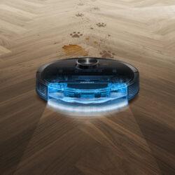 Robotski sesalnik Deebot Ozmo T8 poskrbi za čistočo v vašem domu