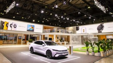 MWC Shanghai 2021: Huawei predstavil projekt pametnega doma